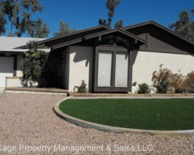 1230 W Pecos Ave, Mesa, AZ 85202 3 Bedroom House