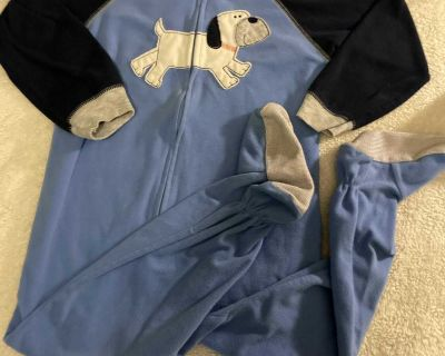 Carter s Doggy onesie size 5T