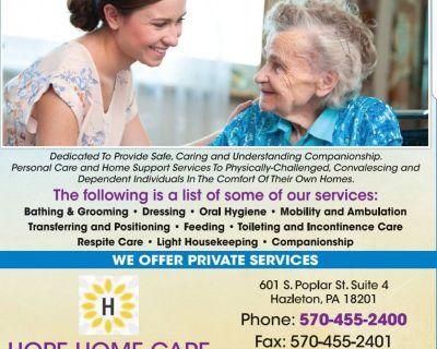 CNA/Caregiver/Home Attendant/ Home Aide