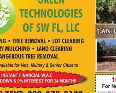 Residential & Commercial Tree Removal-Land Clearing