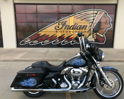 2012 Harley-Davidson Street Glide Touring Norman, OK