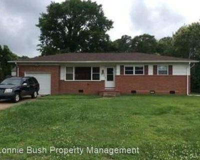 417 Saddle Rock Rd, Norfolk, VA 23502 3 Bedroom House