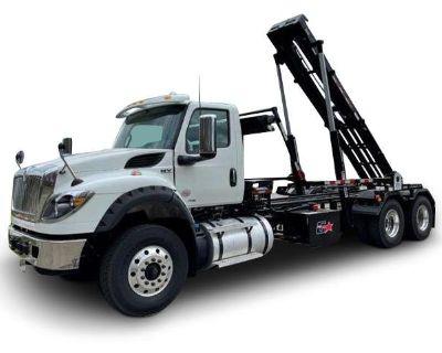2021 INTERNATIONAL HV613 Garbage, Sanitation Trucks Truck