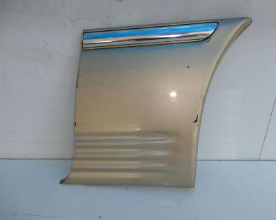 96-00 Town Country Left Driver Side Rear Quarter Panel Lower Door Moulding Trim