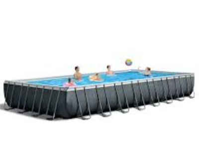 Brand New Intex Ultra XTR 32ft x 16ft x 52inches above ground pool