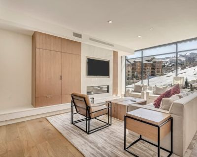 The Lift Park City/Canyons Ski-in/Ski-out Mod Luxe - 2 Bedroom Condo - Park City