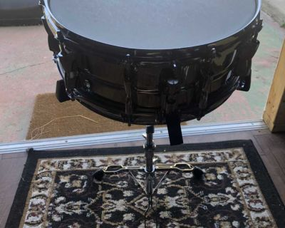 Yamaha Stage Custom Steel Snare Drum