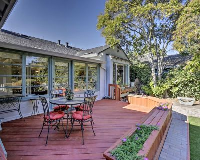 Great Bay Area Home, 12 Mi to Downtown San Jose! - Heritage District