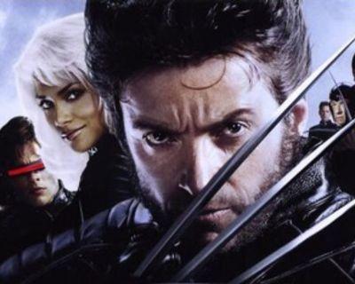 X-Men & X2-X-Men United COMBO - Patrick Stewart, Hugh Jackman (Mail It? Paypal it! Click Link)