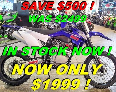 2021 SSR Motorsports SR150 Motorcycle Off Road Salinas, CA