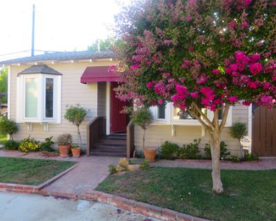Lovely Home on Street with Large Oak Trees and Ample Parking, South Pasadena, CA