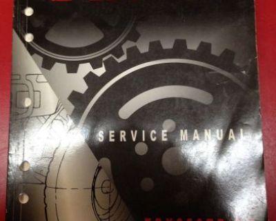 Honda Service Manual Trx250te/tm 2005-2007 Model Years Used 08 09 10 11 12 13