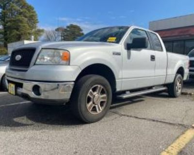 2006 Ford F-150 XLT Supercab 5.5' Box 4WD