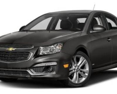 2016 Chevrolet Cruze Limited LTZ