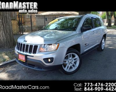 2011 Jeep Compass 4WD 4dr 70th Anniversary