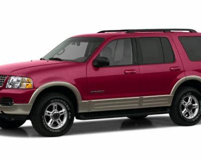 2002 Ford Explorer Limited