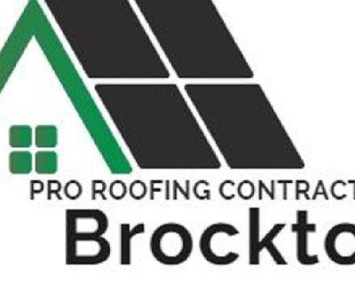 Pro Roofing Contractors Brockton MA
