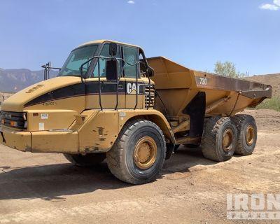 2002 Cat 730 Articulated Dump Truck