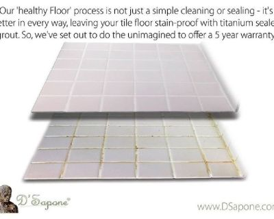 Floor Cleaning and Sealing Services in Atlanta