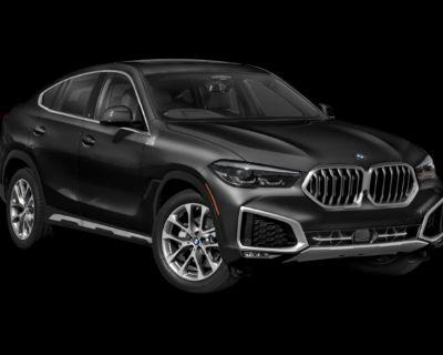 New 2022 BMW X6 xDrive40i AWD 4D Sport Utility