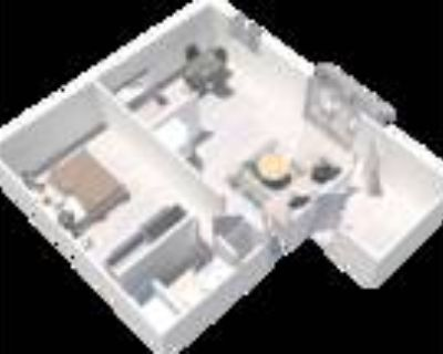 The Ridgeview - One Bedroom Den