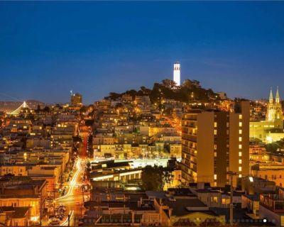 MTV Real World Penthouse San Francisco - Russian Hill