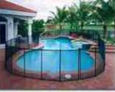 Removable Pool Fence Deck Plugs Replacement Posts