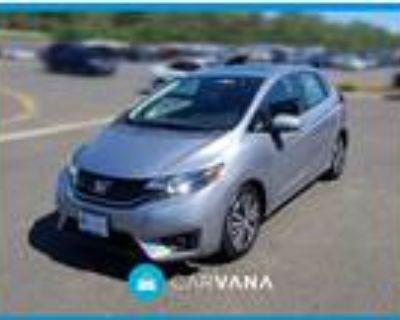 2017 Honda Fit Gray, 61K miles