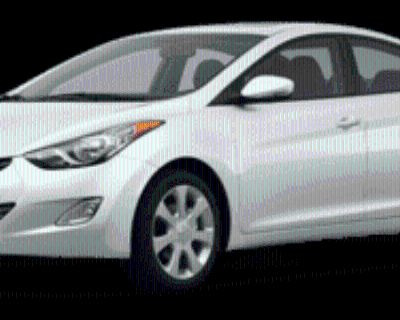2012 Hyundai Elantra GLS Sedan Automatic (Alabama Plant)