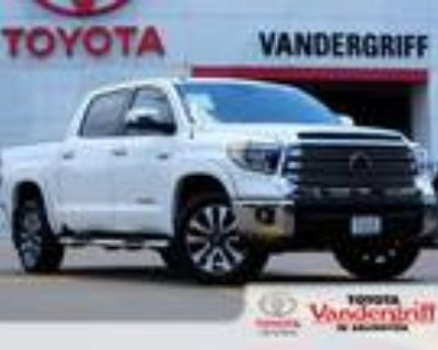 2019 Toyota Tundra Limited w/ Sunroof and Premium Package