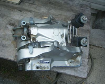 Honda 40/50 Outboard Mounting Bracket Tilt Tube Lower Motor Mounts