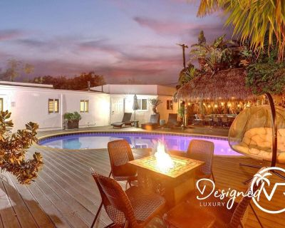 Private Heated Pool With 5 Bedroom Retreat ?? ?????????? - South Lake