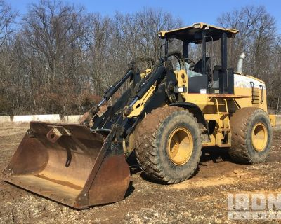 1998 Cat IT28G Tool Carrier