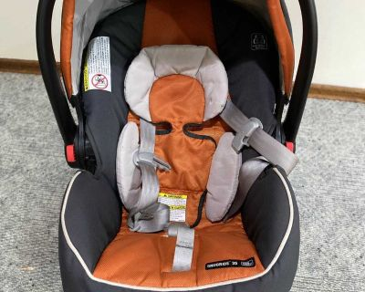 Graco click and connect infant car seat and car seat cover https://m.youtube.com/watch?v=cGktgpwsXTU