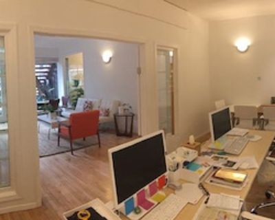 Team Office for 4 at Maybeck Studios/Serendipity Films LLC