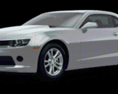 2014 Chevrolet Camaro 2LS