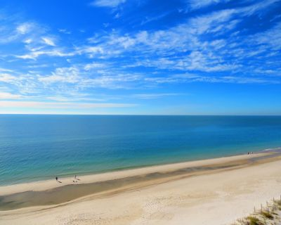 Great 2b/2b Beachfront. See dolphins from balcony, newly furnished - Gulf Shores