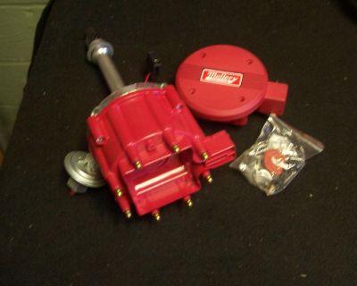 Mallory Ignition Distributor Magnetic Pickup Hei Bbc Sbc 85448201c Hot Rod
