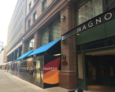 Retail Space Available in the Magnolia Hotel