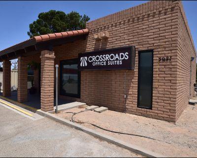 Crossroads Office Suites: 5021 Crossroads