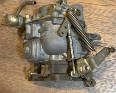 Zenith 32 NDIX Carburetor