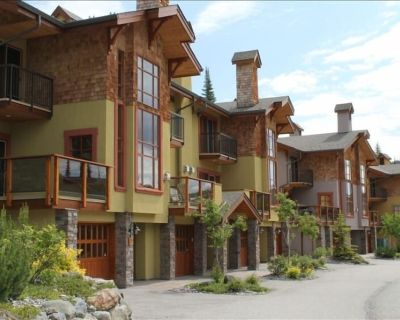 Immaculate, Family Friendly Townhome. Close to Lifts and Village. - Sun Peaks