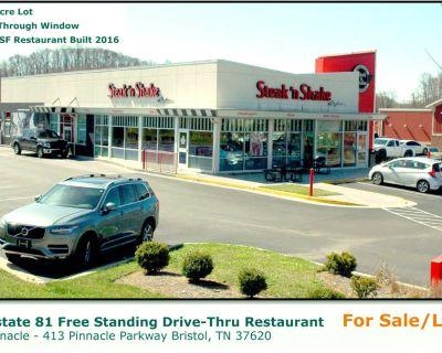 Free Standing Drive-Thru Restaurant - The Pinnacle