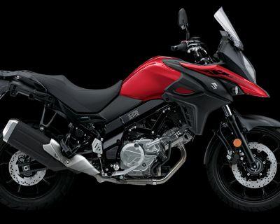 2021 Suzuki V-STROM 650 Street Motorcycle Osseo, MN