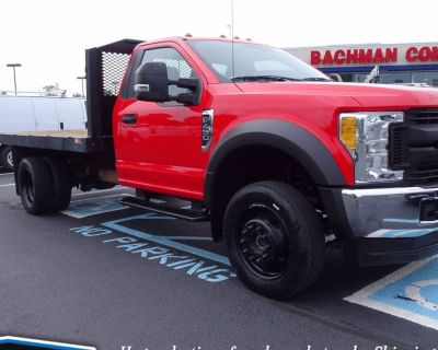 2017 Ford Super Duty F-450 Chassis Cab XL