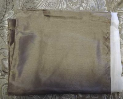 100% polyester bedskirt, pillow shams and decorative cushion