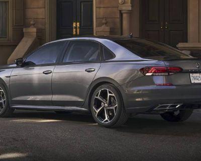 2020 Volkswagen Passat R-Line