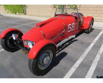 1934 Ford Race Car