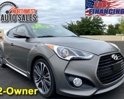 2016 Hyundai Veloster Turbo 3D Coupe