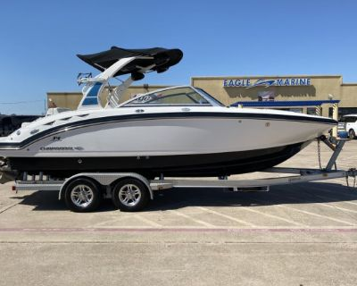 2014 Chaparral 244 Tow Boat